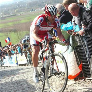 Лука Паолини поделился впечатлениями о Туре Фландрии/Tour of Flanders 2012