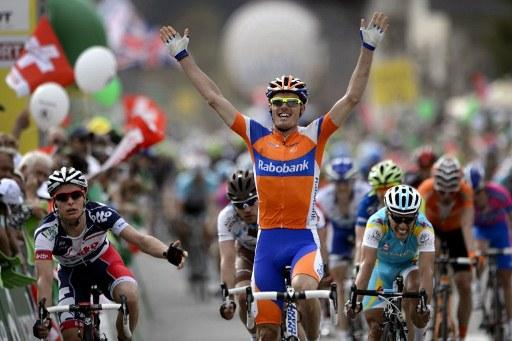 Тур Романдии/Tour de Romandie 2012 3 этап