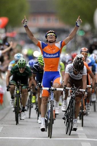 Тур Романдии/Tour de Romandie 2012 4 этап