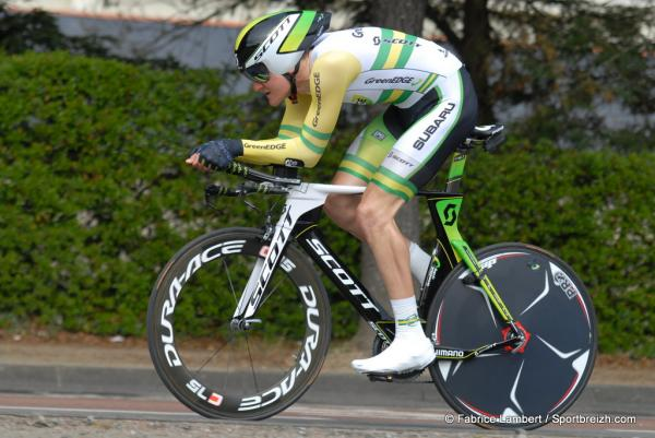 Кольцо Сарта/Circuit de la Sarthe 2012 2b этап
