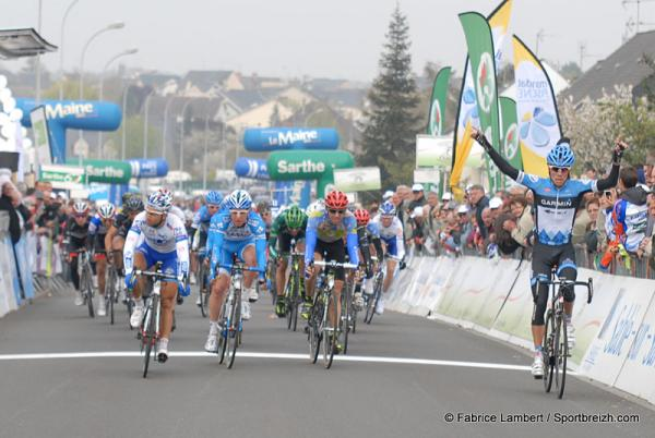 Кольцо Сарта/Circuit de la Sarthe 2012 4 этап
