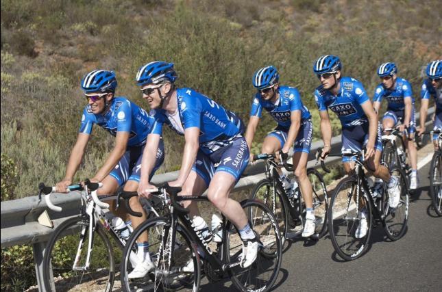 Saxo Bank сохранила лицензию WorldTour команды
