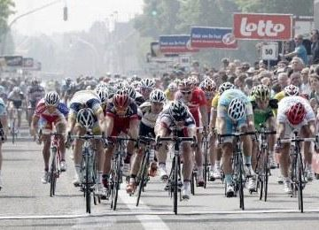 Тур Бельгии/Tour of Belgium 2012 1 этап