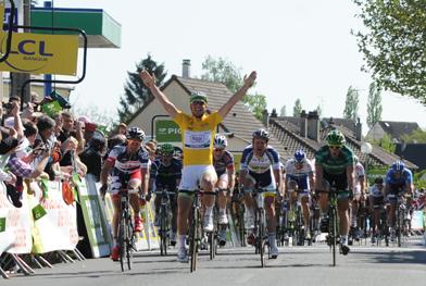 Тур Пикардии/Tour de Picardie 2012 3 этап