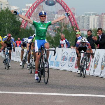 Пять колец Москвы/Five rings of Moscow 2012 3 этап