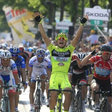 Джиро д'Италия/Giro d'Italia 2012 18 этап