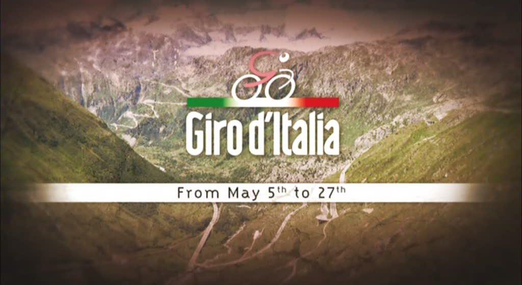 Джиро д'Италия/Giro D'Italia 2012 1 этап Стартовый протокол