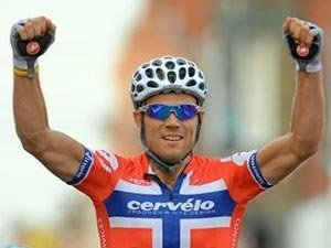 Тор Хушовд нацелен на розовую майку Джиро д'Италия/Giro D'Italia 2012