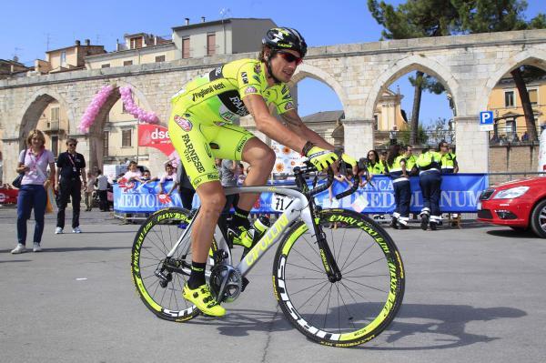 Филиппо Поццато сошёл с Джиро д'Италия/Giro d'Italia 2012