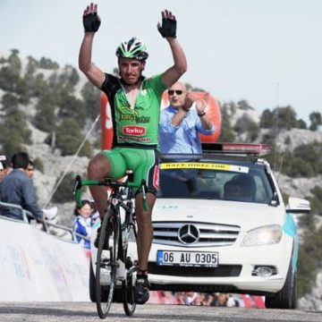 Ивайло Габровски победитель Тура Турции/Tour of Turkey 2012