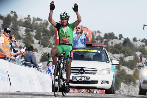Тур Турции/Tour of Turkey 2012 3 этап