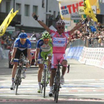 Джиро д'Италия/Giro d'Italia 2012 17 этап