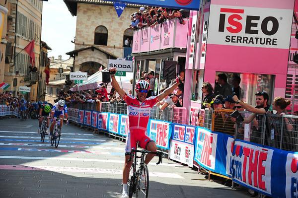 Джиро д'Италия/Giro d'Italia 2012 10 этап