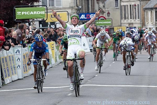 Тур Пикардии/Tour de Picardie 2012 1 этап