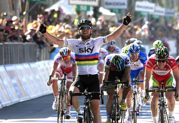Джиро д'Италия/Giro d'Italia 2012 5 этап