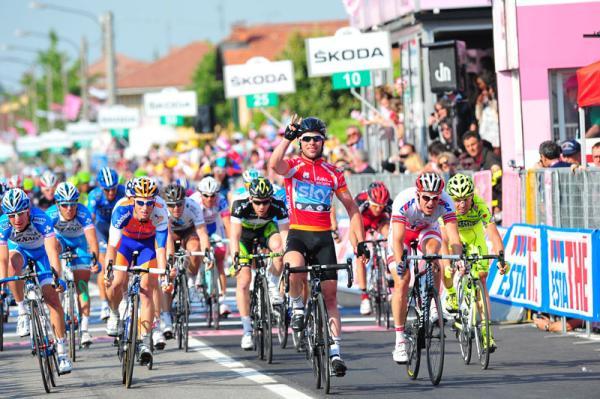 Джиро д'Италия/Giro d'Italia 2012 13 этап