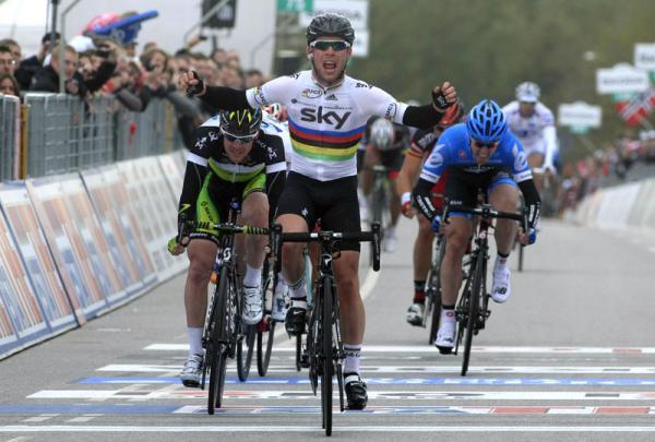 Джиро д'Италия/Giro D'Italia 2012 2 этап