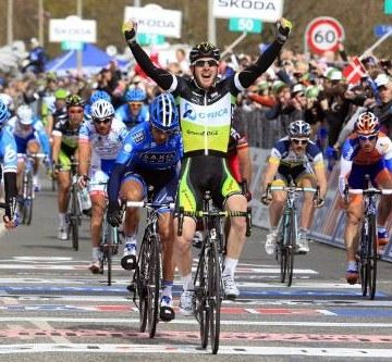 Джиро д'Италия/Giro D'Italia 2012 3 этап