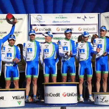 Автобус команды NetApp обокрали перед стартом Джиро д'Италия/Giro D'Italia 2012