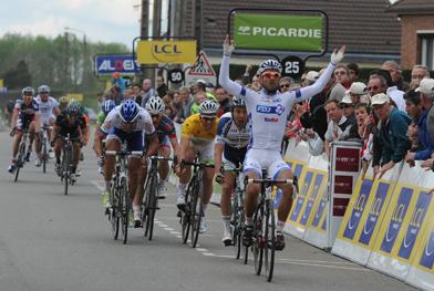 Тур Пикардии/Tour de Picardie 2012 2 этап