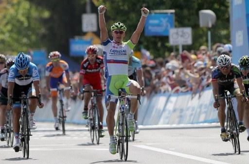 Тур Калифорнии/Amgen Tour of California 2012 1 этап
