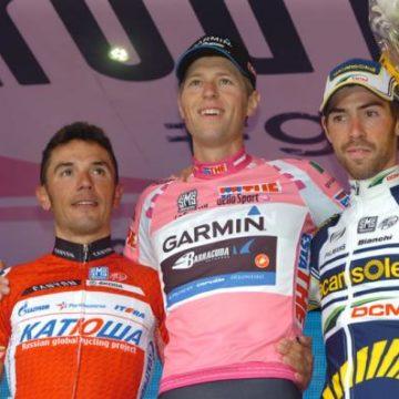Джиро д'Италия/Giro d'Italia 2012 Итоги