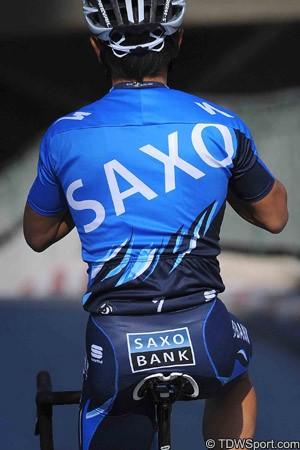 Anfi новый спонсор Saxo Bank