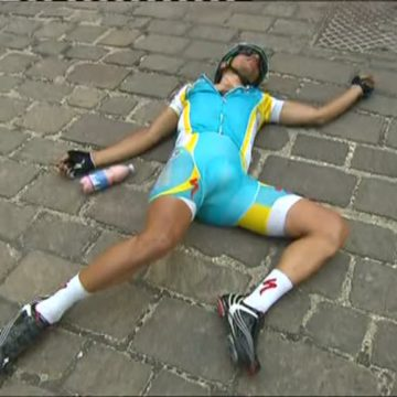 Джиро д'Италия/Giro d'Italia 2012 7 этап