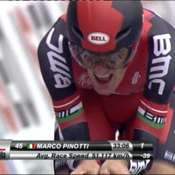 Джиро д'Италия/Giro d'Italia 2012 21 этап