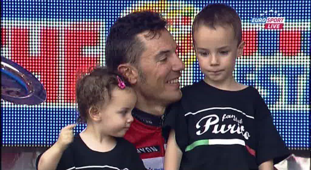 Хоаким Родригес доволен 2 местом на Джиро д'Италия/Giro d'Italia 2012