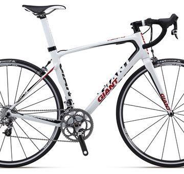 Мужской шоссейный велосипед Giant серии Defy Advanced