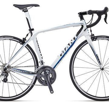 Мужские шоссейные велосипеды Giant серии Defy Composite