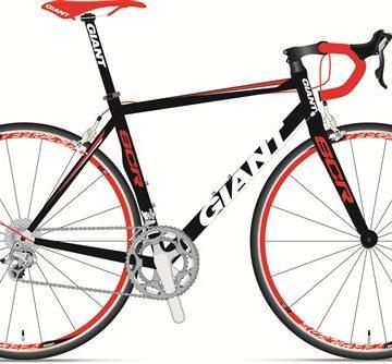 Мужские шоссейные велосипеды Giant серии SCR
