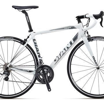 Мужские шоссейные велосипеды Giant серии TCR