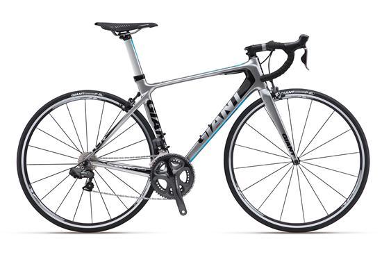 Мужские шоссейные велосипеды Giant серии TCR Advanced