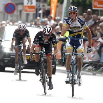 Тур Люксембурга/Skoda-Tour de Luxembourg 2012 3 этап