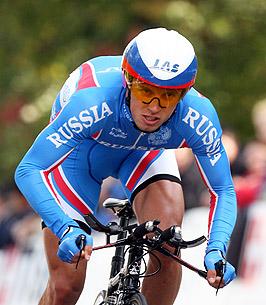 Михаил Игнатьев борется за попадание в сборную России на Олимпийские игры 2012