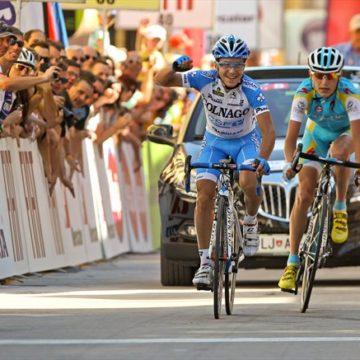 Тур Словении/Tour de Slov?nie 2012 3 этап