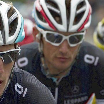 Братья Шлеки не смогут вместе выйти на старт Тур де Франс/Tour de France 2012