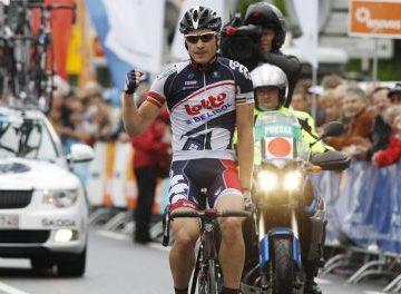 Тур Люксембурга/Skoda-Tour de Luxembourg 2012 4 этап