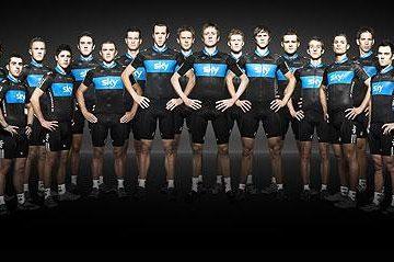 Sky пересядет на велосипеды Specialised в 2013 году