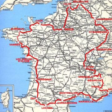 История Тур де Франс/Tour de France 1947