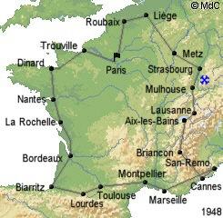 История Тур де Франс/Tour de France 1948