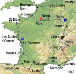 История Тур де Франс/Tour de France 1949