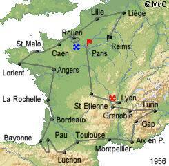История Тур де Франс/Tour de France 1956