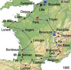 История Тур де Франс/Tour de France 1960