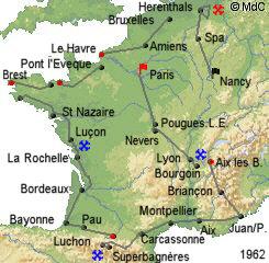 История Тур де Франс/Tour de France 1962