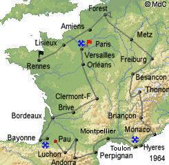 История Тур де Франс/Tour de France 1964