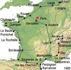 История Тур де Франс/Tour de France 1965