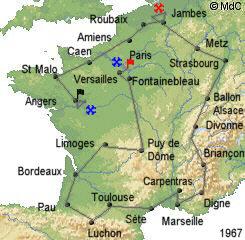 История Тур де Франс/Tour de France 1967